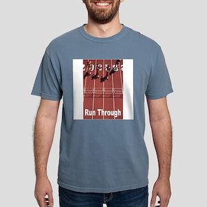 Run Through Ash Grey T-Shirt