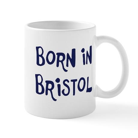 Born in Bristol Mug