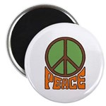 """Peace Sign 2.25"""" Magnet (100 pack)"""