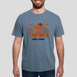 Free Hugs Squid T-Shirt