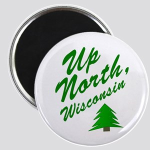 Up North Wisconsin Magnet