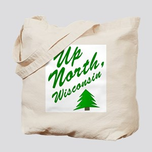 Up North Wisconsin Tote Bag