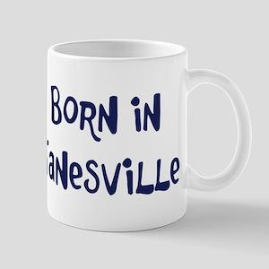 Born in Janesville Mug