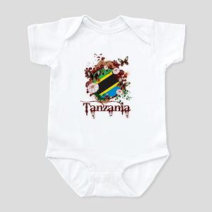 Butterfly Tanzania Infant Bodysuit