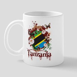 Butterfly Tanzania Mug