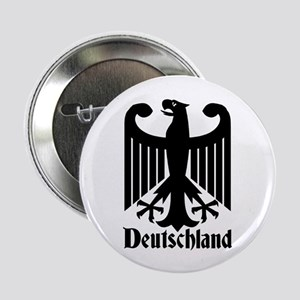 "Deutschland - Germany National Symbol 2.25"" Button"
