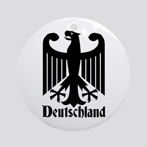 Deutschland - Germany National Symbol Ornament (Ro