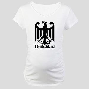 Deutschland - Germany National Symbol Maternity T-