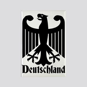 Deutschland - Germany National Symbol Rectangle Ma
