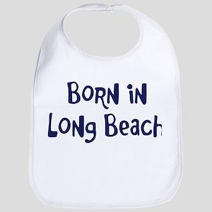 Born in Long Beach Bib