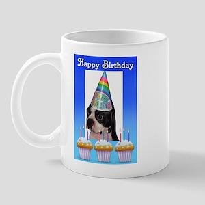 HAPPY BIRTHDAY DOG Mug