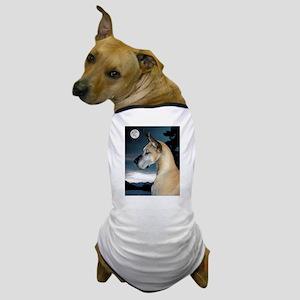 Fawn Great Dane (Electra) Dog T-Shirt
