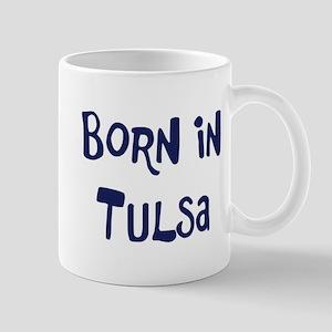 Born in Tunisia Mug