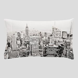 New York, New York Pillow Case