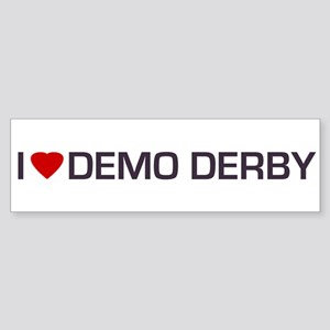 Derby Bumber Sticker