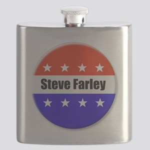 Steve Farley Flask
