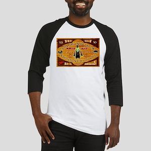 Monster Talking Board Baseball Jersey