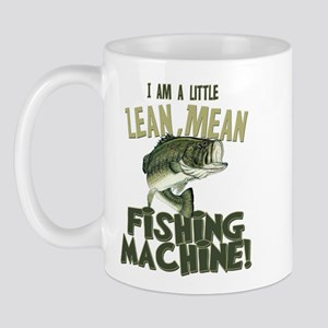 Lean Mean Fishing Machine Mug