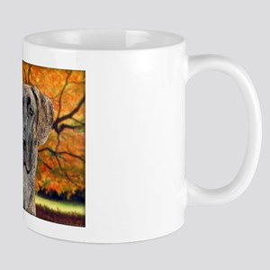 Brindle Beauty Great Dane (uncropped) Mug