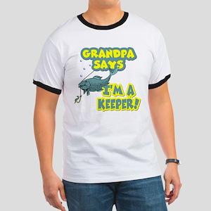 Grandpa says... Ringer T
