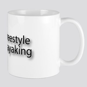 I Love Freestyle Kayaking Mug
