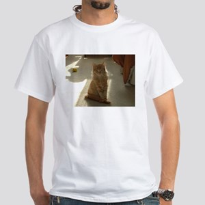 The Baby Vinnie Collection White T-Shirt