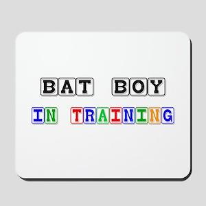 Bat Boy In Training Mousepad