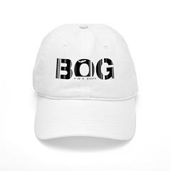 Bogota Airport Code Colombia BOG Baseball Cap