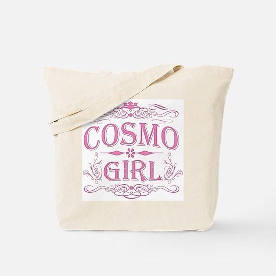Cosmo Girl Tote Bag