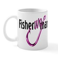 FisherWoman Mug
