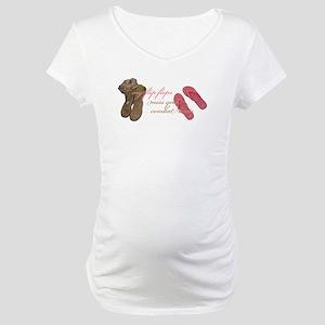 Boots & Flip Flops Maternity T-Shirt