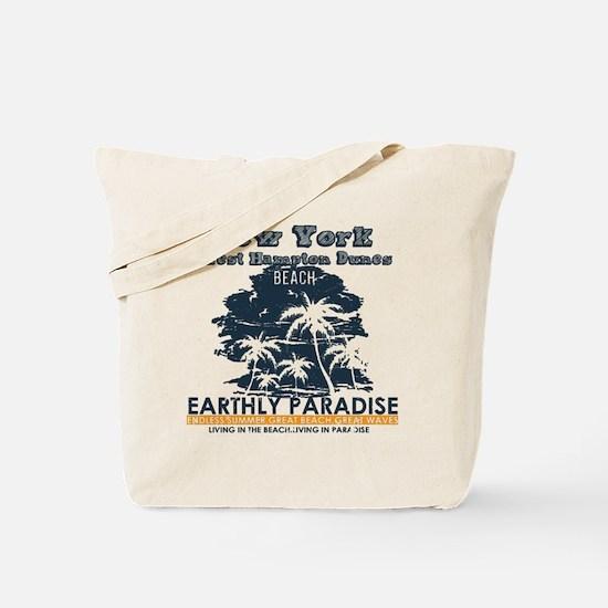 Funny West hampton dunes Tote Bag