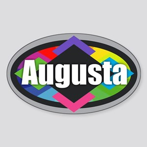 Augusta Design Sticker