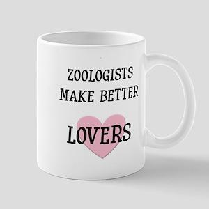Zoologists make better lovers Mug