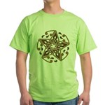 Celtic Star Green T-Shirt