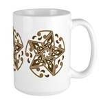 Celtic Star Large Mug