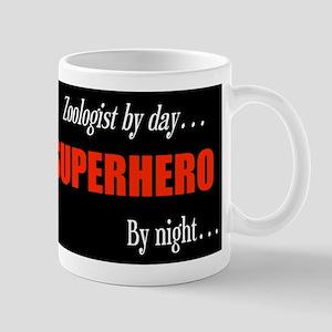 Superhero Zoologist Mug