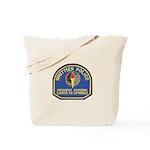 Santa Fe Springs Police Tote Bag