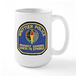 Santa Fe Springs Police Large Mug
