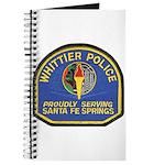 Santa Fe Springs Police Journal