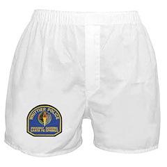 Santa Fe Springs Police Boxer Shorts