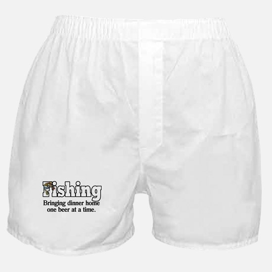 One Beer At A Time Boxer Shorts