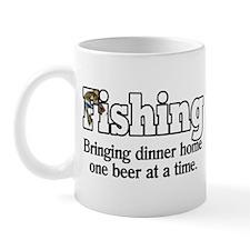 One Beer At A Time Mug