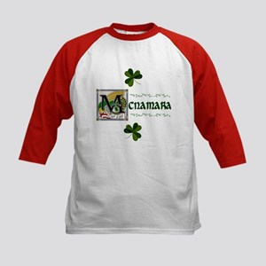 McNamara Celtic Dragon Kids Baseball Jersey