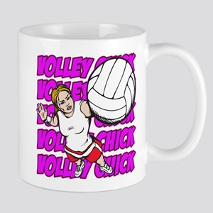 Volley Chick Mug