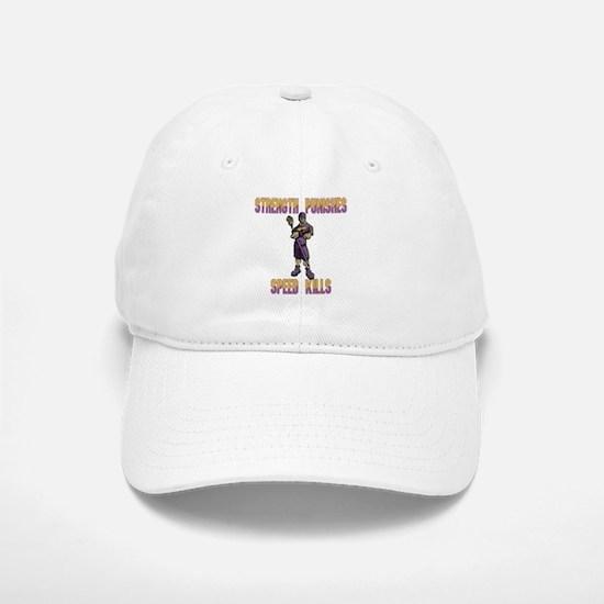 Lacrosse Defenseman SP Baseball Baseball Cap