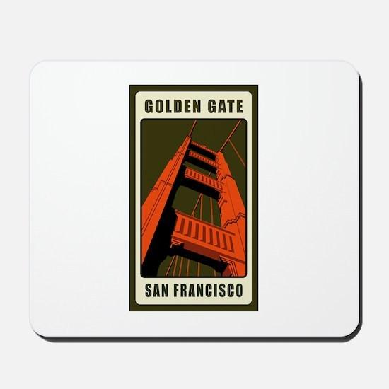 Golden Gate Mousepad