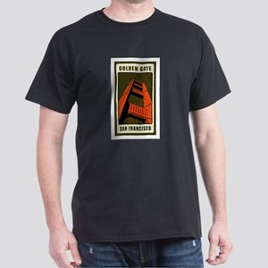 Golden Gate Dark T-Shirt