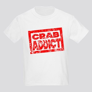 Crab ADDICT Kids Light T-Shirt