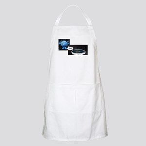 Flat Earth Today Light Apron